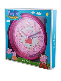 peppa-pig-wall-clock