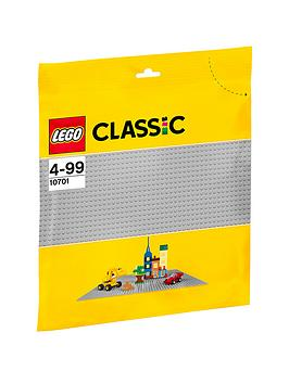 lego-classic-gray-baseplate-10701