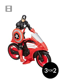 the-avengers-titan-hero-vehicle-captain-america-with-defender-cycle