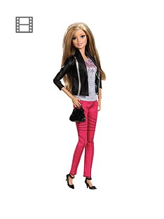 barbie-style-doll-barbie-pink-denim