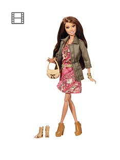 barbie-style-doll-teresa-floral-dress
