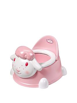 Baby Annabell Interactive Potty