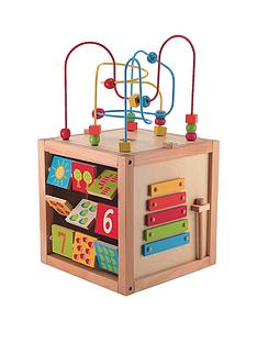 early-learning-centre-wooden-activity-cube