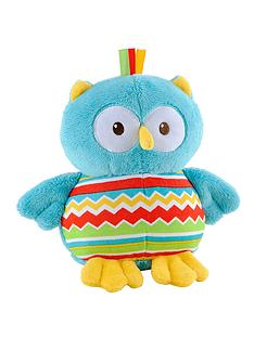 early-learning-centre-blossom-farm-owl-beanie