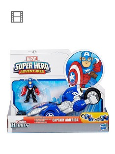 playskool-heroes-marvel-super-hero-adventures-shield-bike-vehicle-with-captian-america-figure