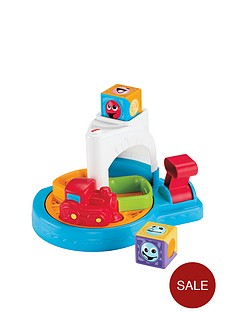 fisher-price-roller-blocks-train-town