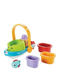 fisher-price-stackin-tubtime-boat