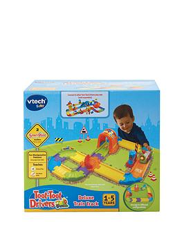 Vtech Toot Toot Drivers Deluxe Train Tracks