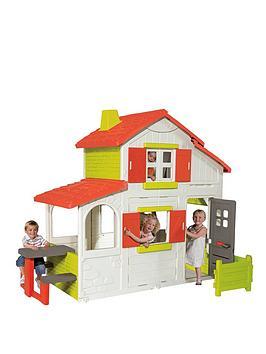 smoby-floralie-duplex-house