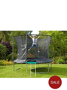 tp-genius-round-2-enclosure-10ft-with-igloo-door