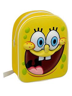 spongebob-squarepants-3d-junior-backpack