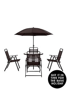 santa-rosa-6-piece-outdoor-dining-set