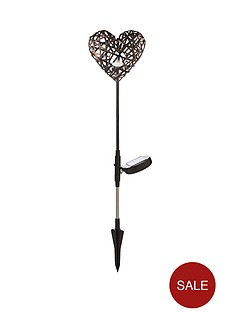 large-solar-rattan-heart-stake-light