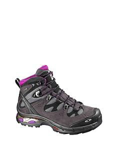 salomon-comet-3d-gtx-ladies-walking-and-hiking-boots-blackgreypurple
