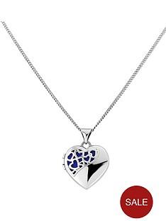keepsafe-sterling-silver-blue-inset-heart-scroll-locket