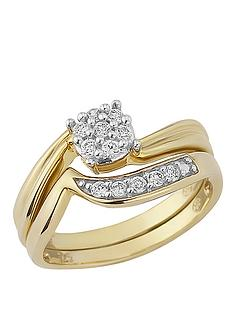 love-gem-gold-plated-sterling-silver-cubic-zirconia-2-piece-ring-set