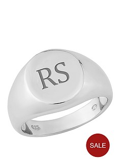 keepsafe-personalised-sterling-silver-heavyweight-mens-signet-ring