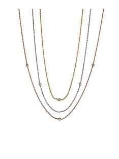 love-gold-9-carat-3-colour-gold-multi-layered-chain-with-beads