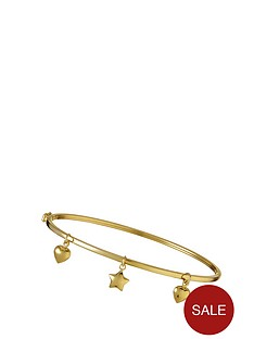 love-gold-9-carat-yellow-gold-heart-and-stars-charm-bangle