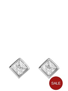 love-gem-9-carat-gold-square-cubic-zirconia-rubover-earrings