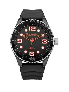 superdry-tokyo-black-silicone-strap-mens-watch