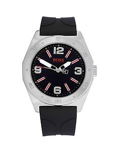 hugo-boss-round-3-hand-watch-stainless-steel-rubber-strap-mens-watch