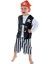 Pirate Crew Member - Childs Costume