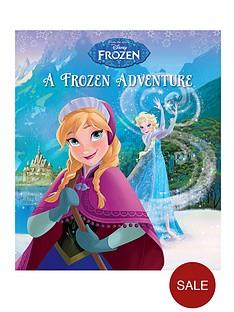 disney-frozen-a-frozen-adventure-paperback