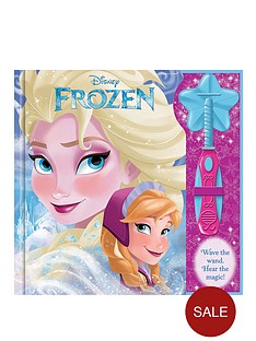disney-frozen-magic-wand-book-hardback