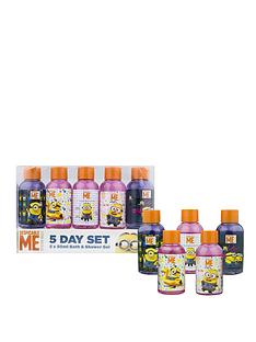 minions-5-day-bath-and-shower-gel-set