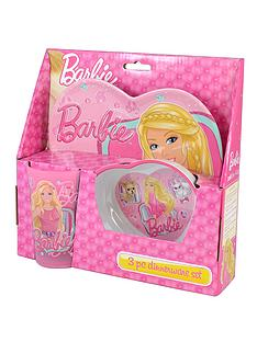 barbie-heart-shaped-dinnerware-set