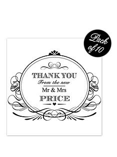 personalised-scroll-wedding-thank-you-cards-pack-of-10