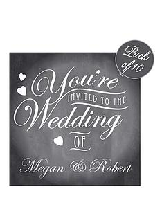 personalised-vintage-chalkboard-wedding-invitations-pack-of-10