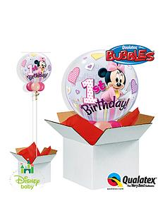 minnie-mouse-minnie-mouse-1st-birthday-22in-bubble-balloon