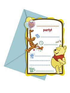 winnie-the-pooh-party-invitations-pack-of-18