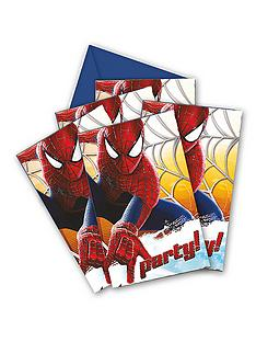 marvel-amazing-spiderman-2-party-invitations-pack-of-18