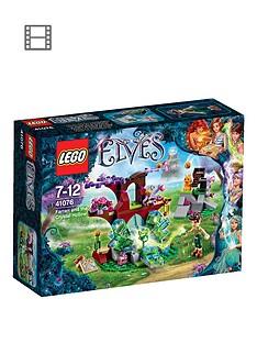 lego-elves-elves-farran-and-the-crystal-hollow-41076