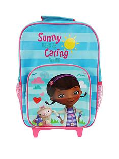 doc-mcstuffins-premium-wheeled-trolley-bag
