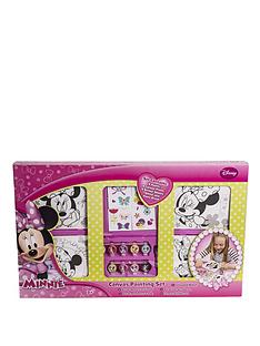 minnie-mouse-canvas-painting-set