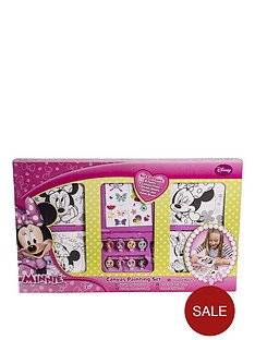 minnie-mouse-canvas-painting-set