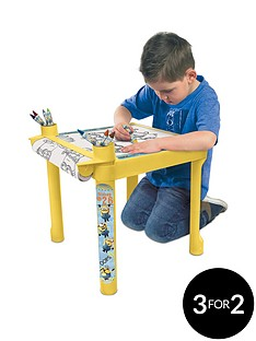 minions-minions-colouring-table