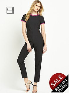 definitions-embellished-trim-jumpsuit