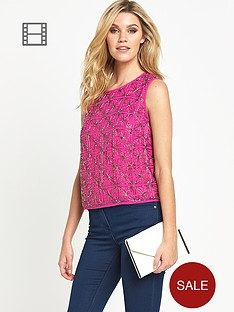 definitions-beaded-button-back-crop-top