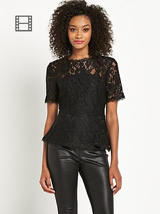 definitions-bow-back-lace-top