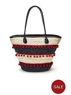 pom-pom-straw-beach-bag