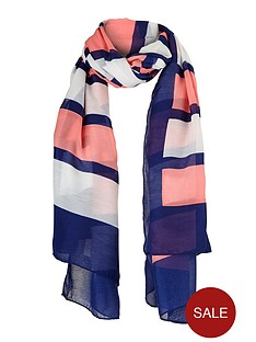 nautical-stripe-scarf