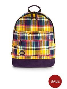 mi-pac-tartan-backpack