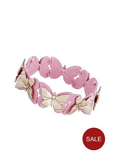 lipsy-butterfly-stretch-bracelet