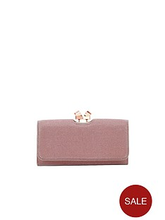 ted-baker-metallic-crystal-top-purse