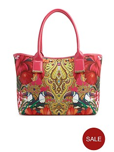 ted-baker-printed-neoprene-shopper